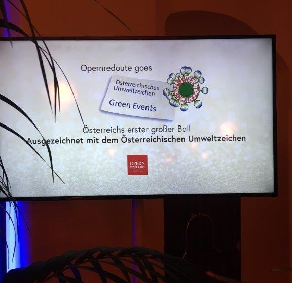 Green Events auf Screens